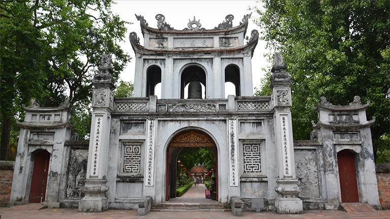 Lotte Hotel hanoi-Tourist Attractions in Hanoi-Temple of Literature – Van Mieu