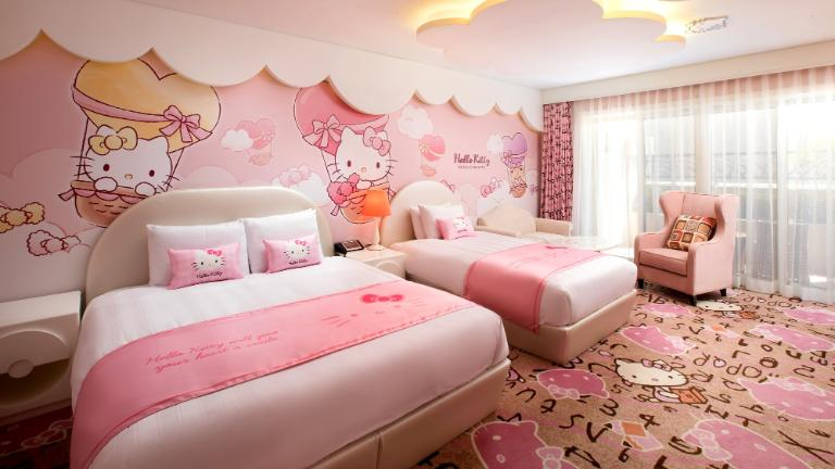 Hello Kitty Kids Room
