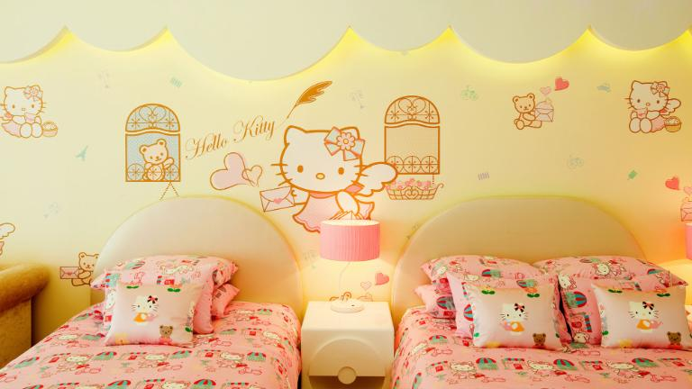 Character Kitty Kids Room 2