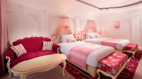 Hello Kitty Princess Room