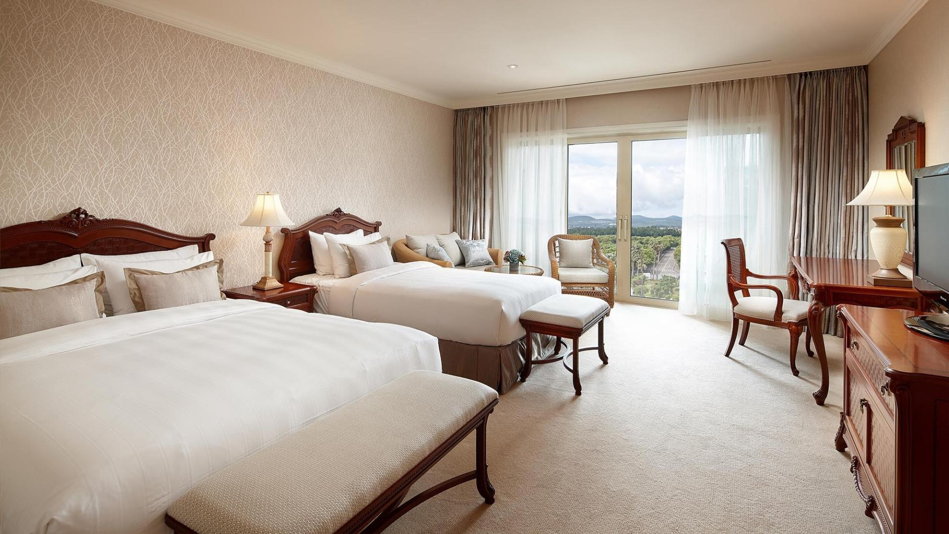 Lotte Hotel Jeju-Rooms-Standard-Superior Room (Mountain View)