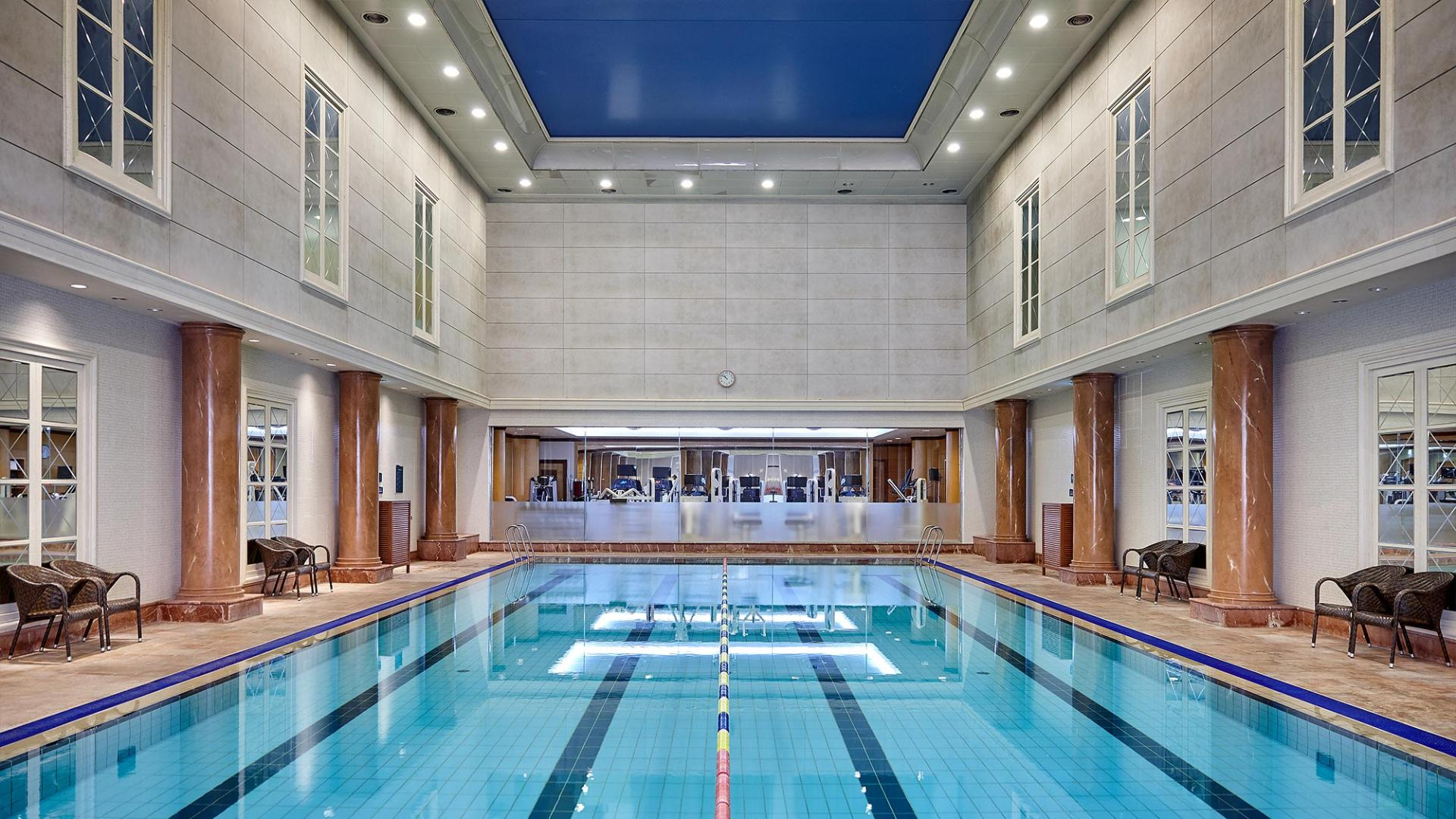 Lotte Hotel Jeju-Facilities-Spa & Fitness-Swimming Pool