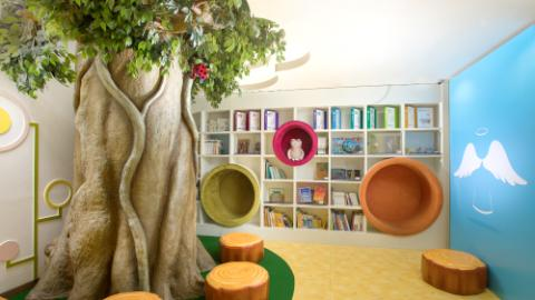 kids world library