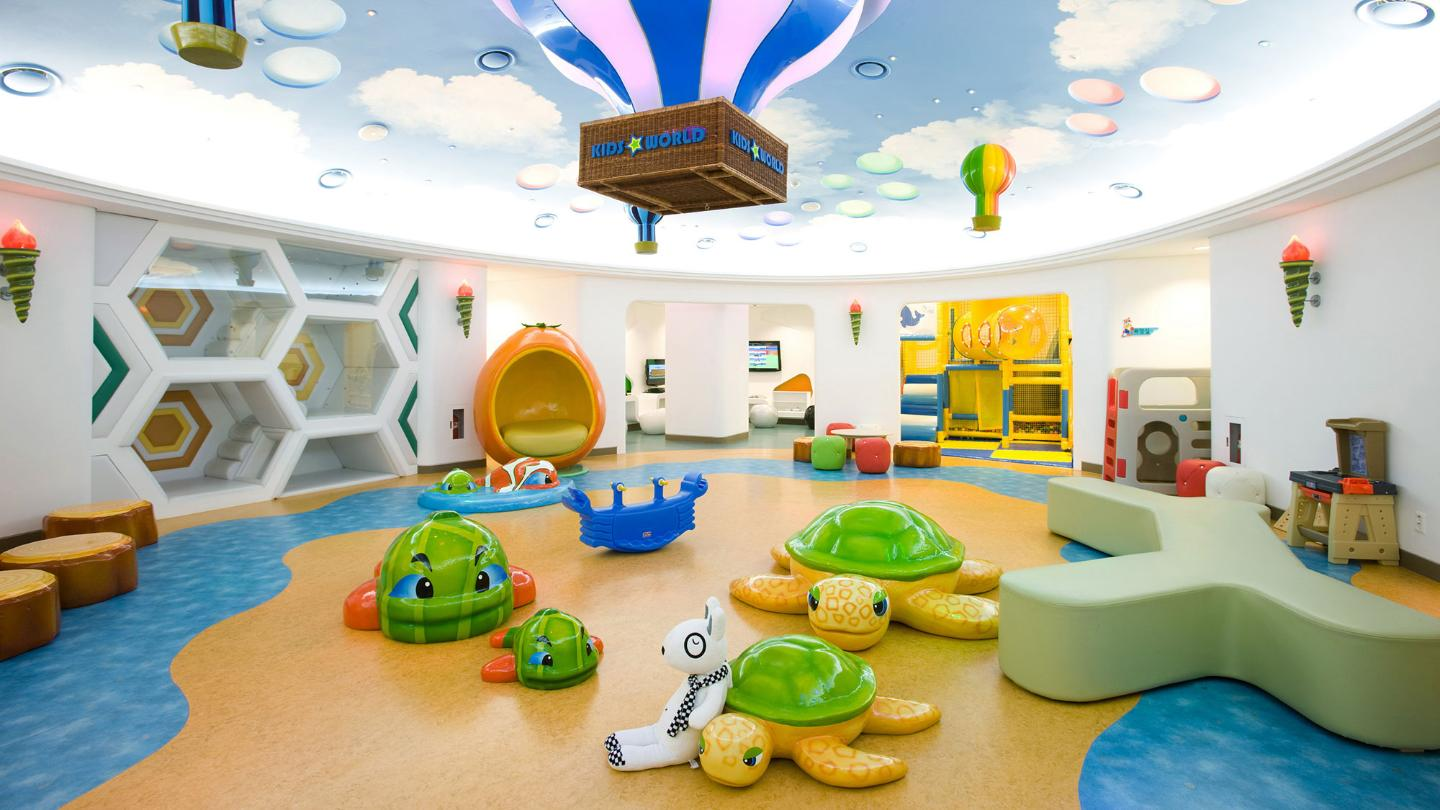 Lotte Hotel Jeju-Facilities-Kids-Kids World