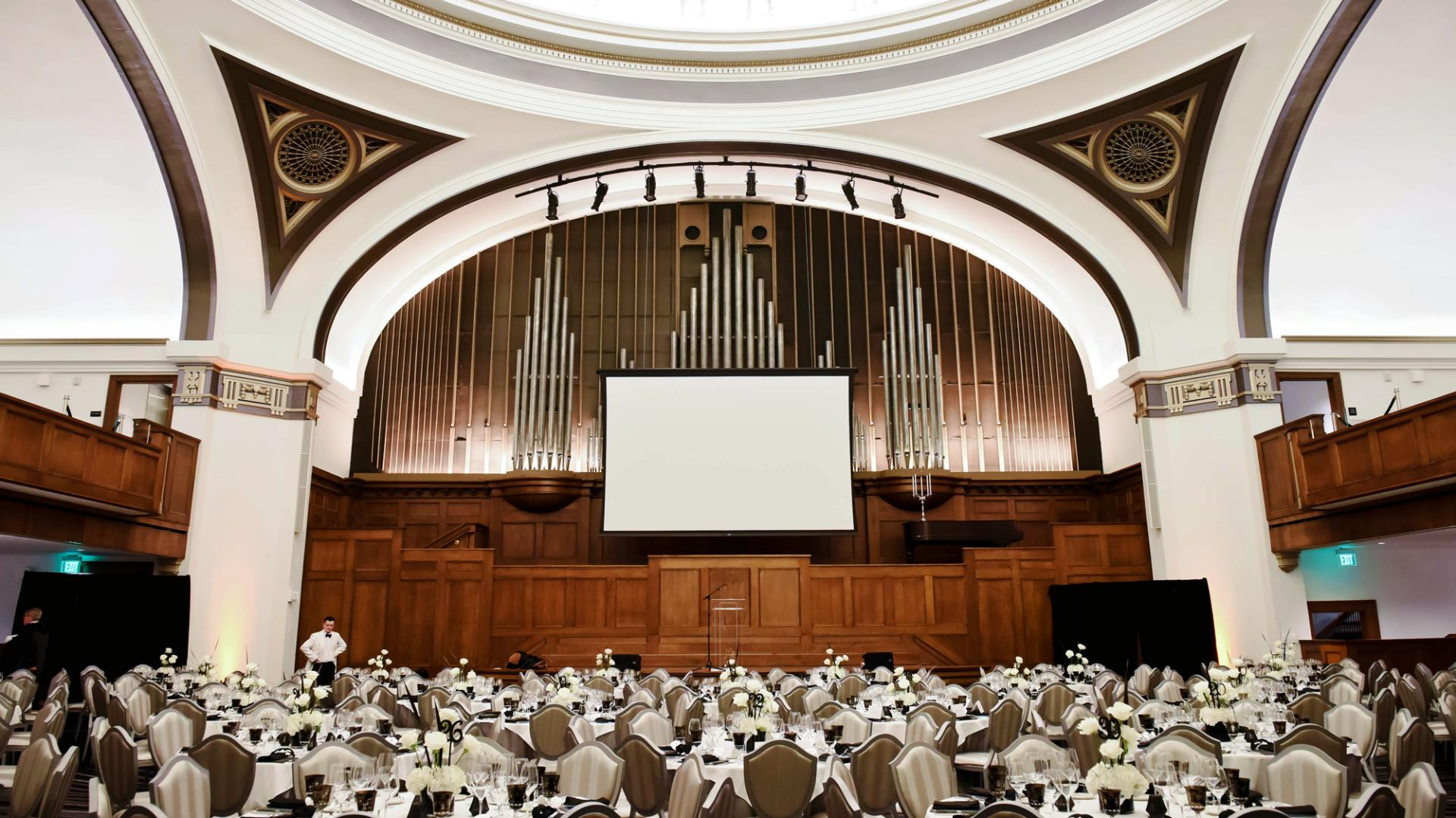 sanctuary grand ballroom