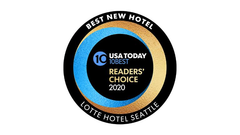 USA TODAY Best New Hotel Award 2020