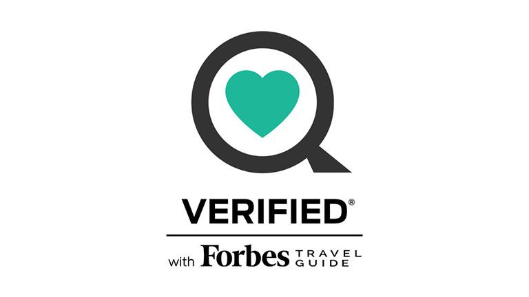Sharecare Verified by Forbes Travel Guide