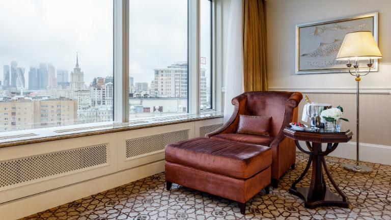 Lotte Hotel Moscow-Rooms-Suite-Junior Suite RoomLotte Hotel Moscow-Rooms-Suite-Junior Suite Room