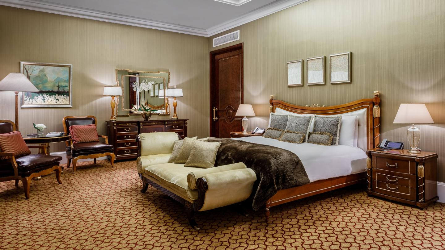 LOTTE HOTEL MOSCOW, Royal Suite