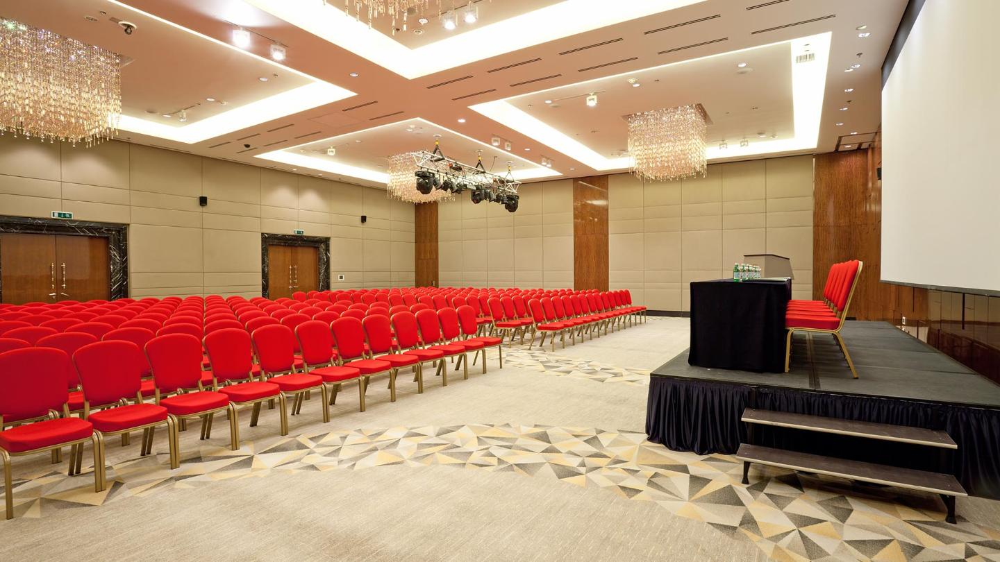 Lotte Hotel Moscow-Wedding&Conference-Hotel Conference-Business Event