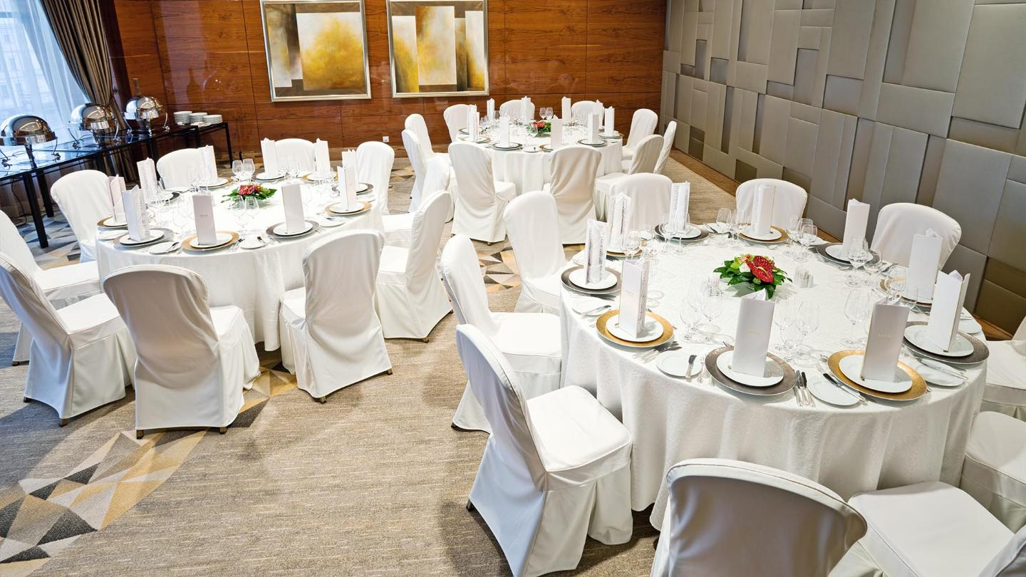 Lotte Hotel Moscow-Wedding&Conference-Hotel Conference-Sapphire Hall