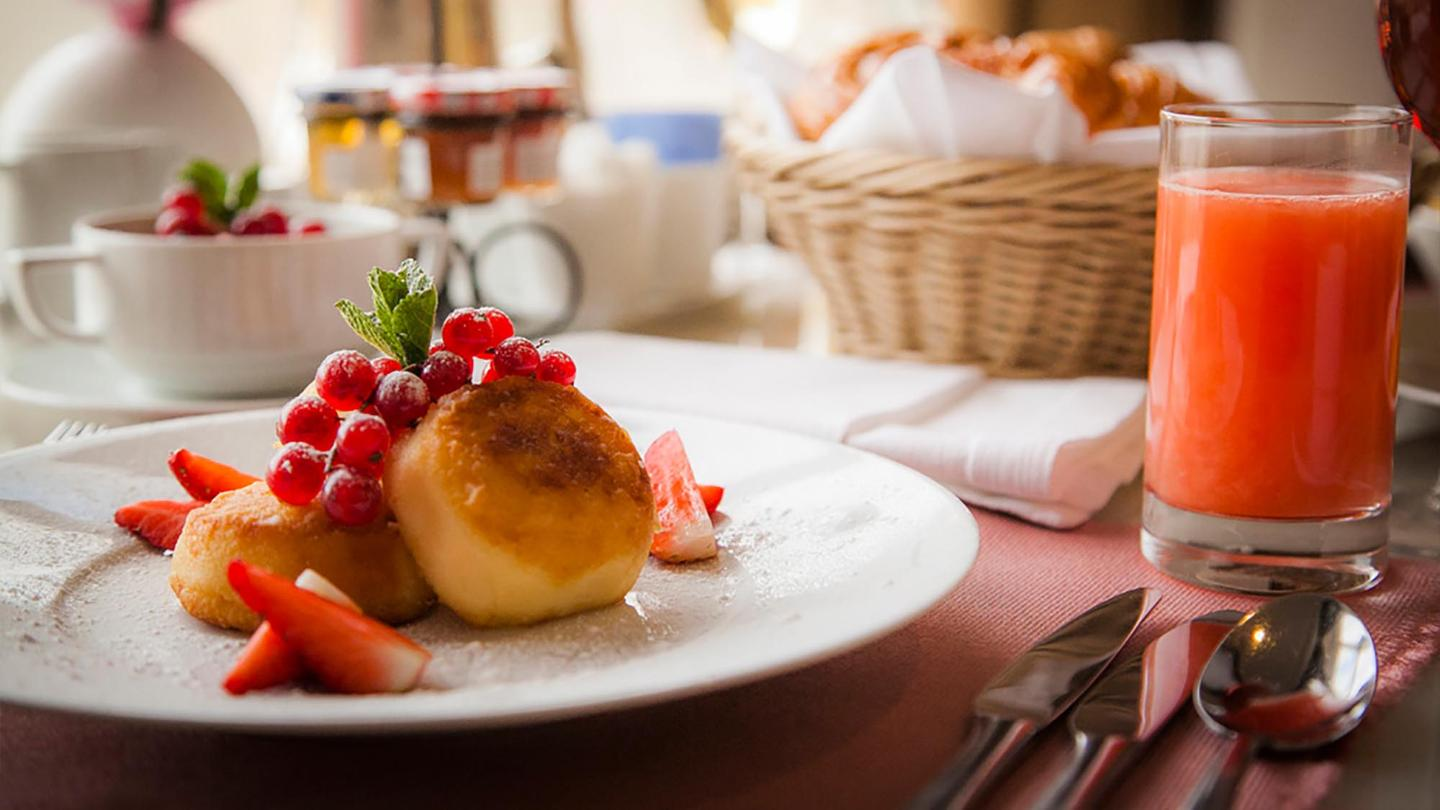 Lotte Hotel Moscow-Dining-Restaurant-Breakfast