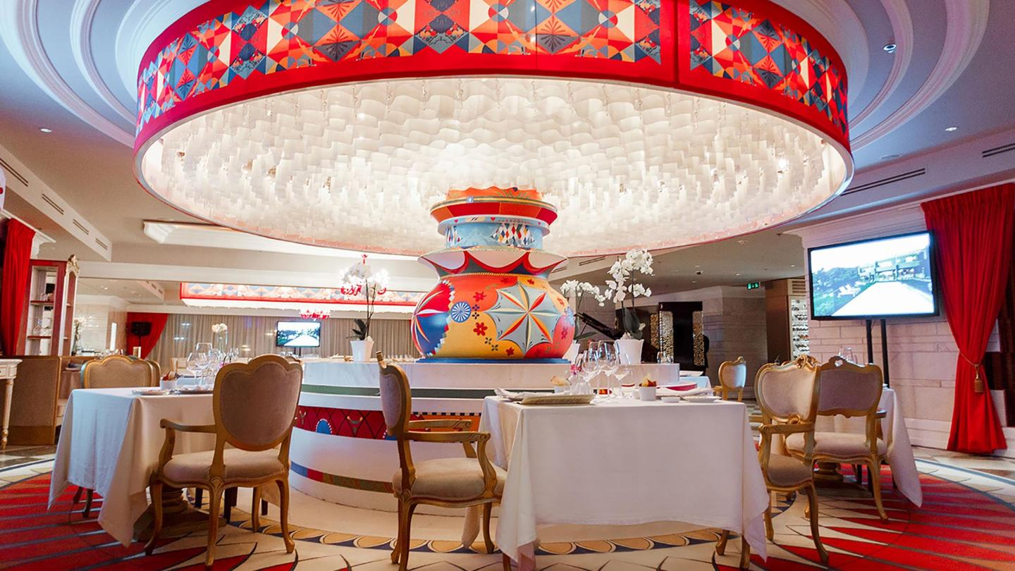 Lotte Hotel Moscow-Dining-Restaurant-OVO by Carlo Cracco