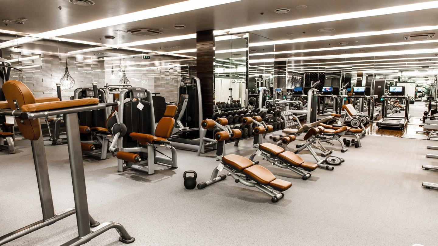 LOTTE HOTEL MOSCOW, Fitness Club