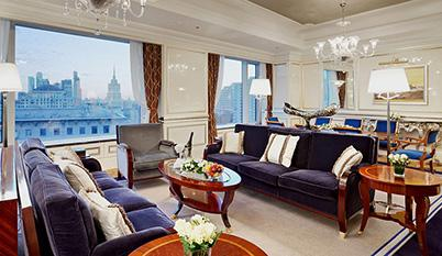 GNB, LOTTE HOTEL MOSCOW, Presidential Suite