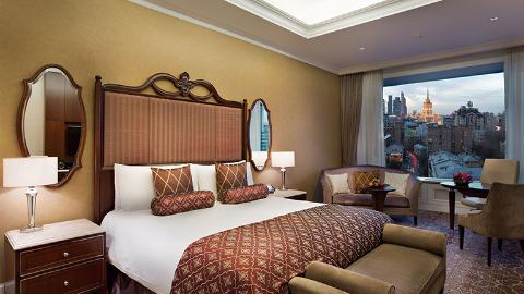 Lotte Hotel Moscow-About Us-Rooms