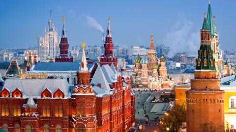Lotte Hotel Moscow-About Us-Tourist Attractions in Moscow-Red Square
