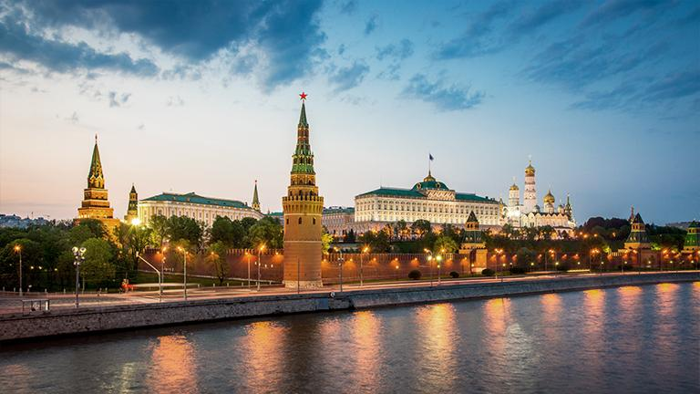 Lotte Hotel Moscow-About Us-Tourist Attractions in Moscow-The Kremlin