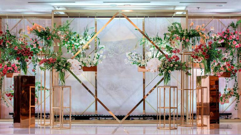 Lotte Hotel Moscow-Wedding&Conference-Hotel Wedding-2nd floor pre-function area