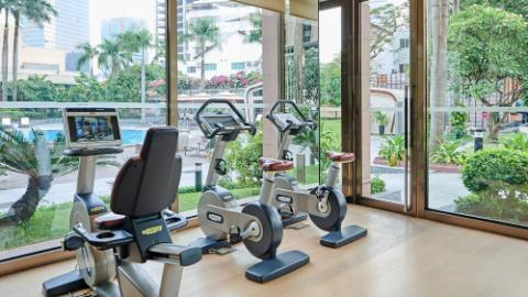 Lotte Legend Hotel Saigon - Spa & Fitness - Hotel Fitness Center