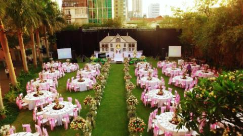 Lotte Legend Hotel Saigon - Convention - Wedding