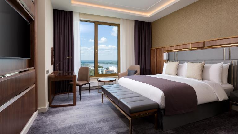 Book Samara Hotel Standard Superior Room Lotte Hotel Samara