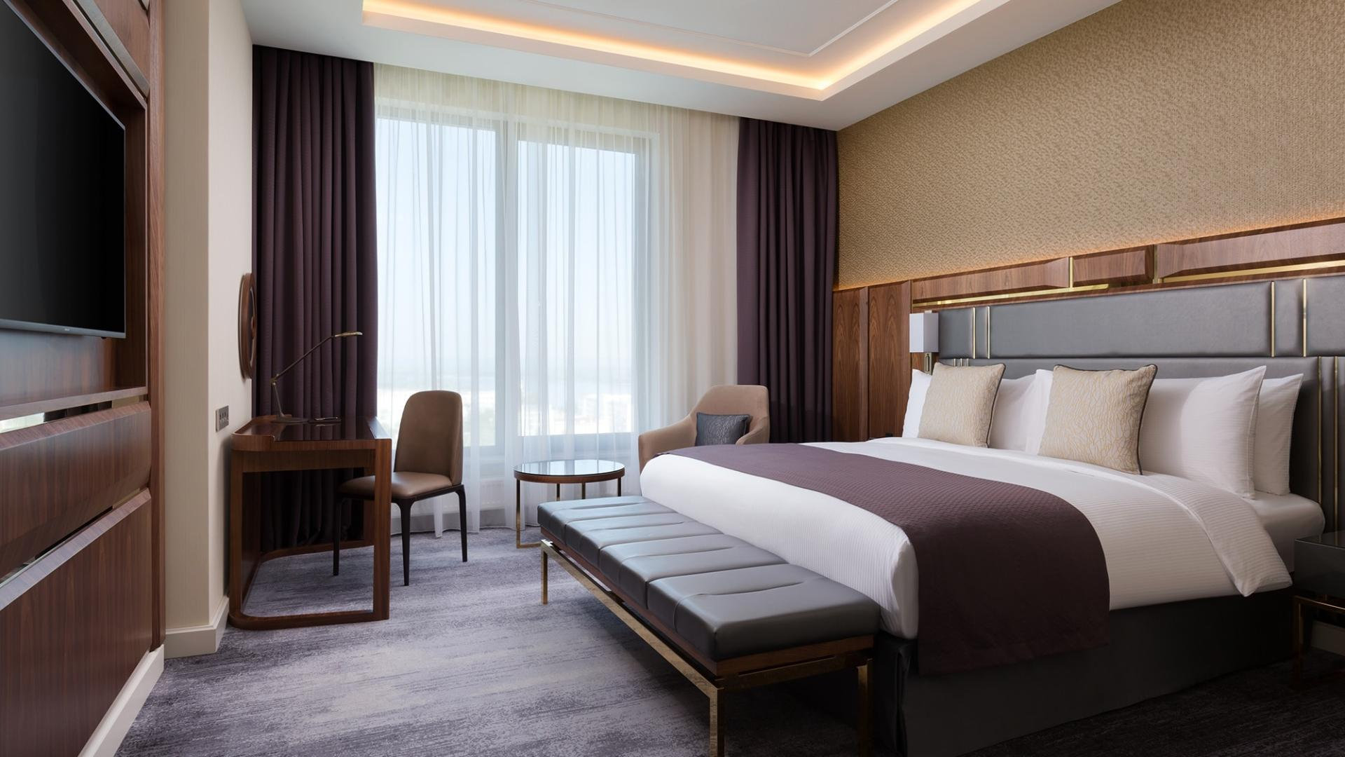 Lotte Hotel Samara Superior Room