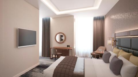 Junior Suite Room 1