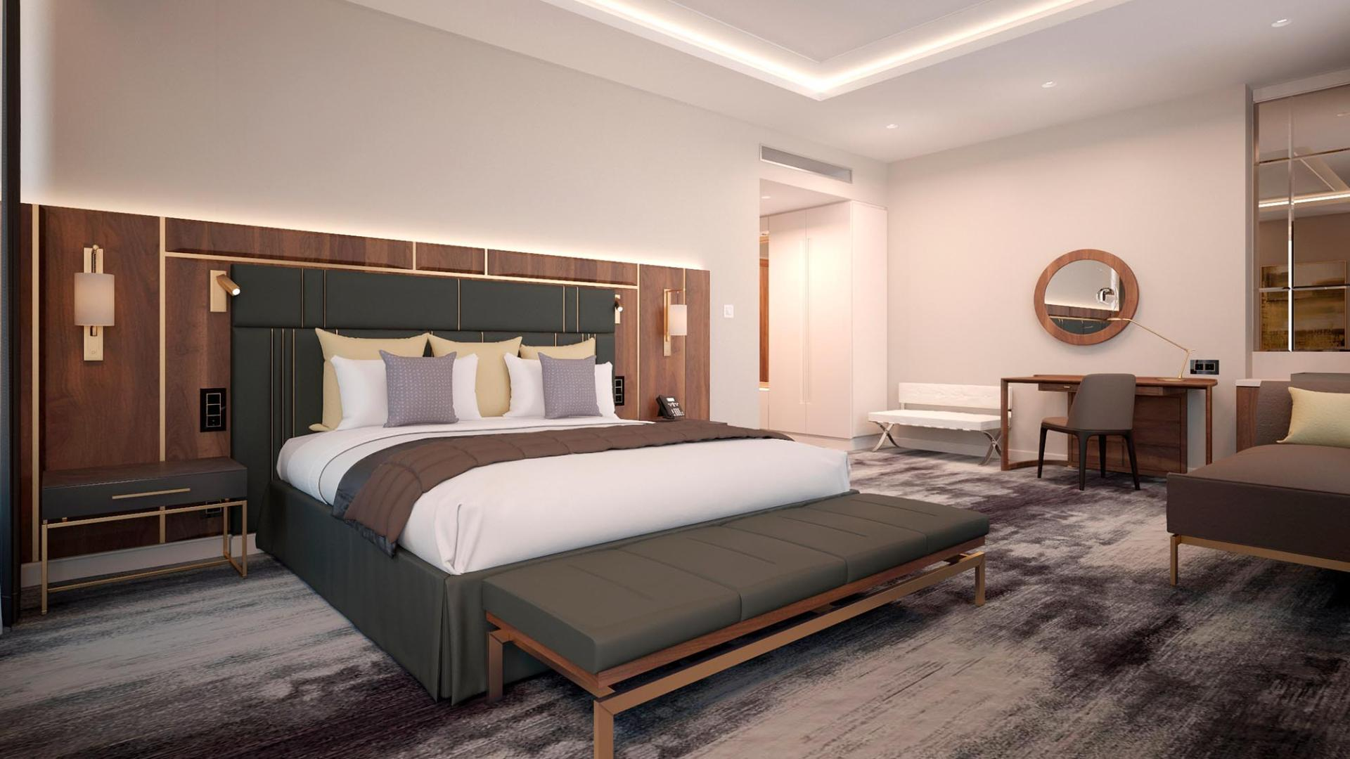 Lotte Hotel Samara - Rooms - Suite