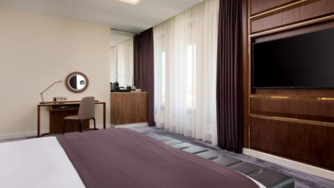 Lotte Hotel Samara Suite Room