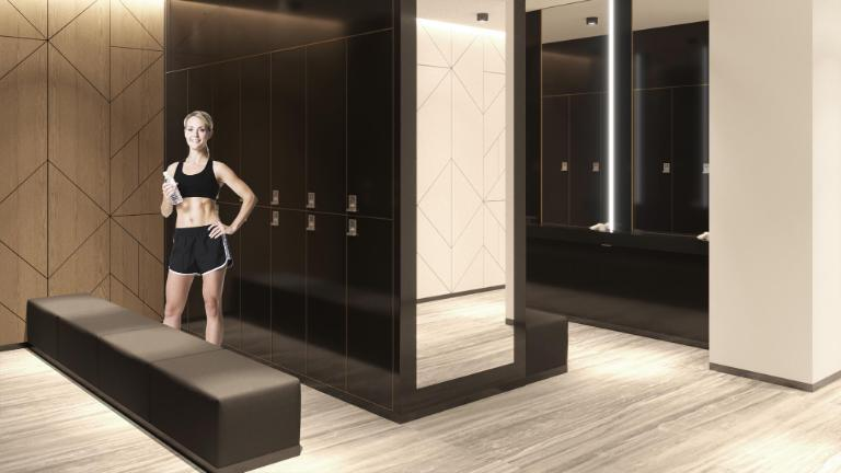 Lotte Hotel Samara - Facilities - Spa & Fitness - Hotel Fitness