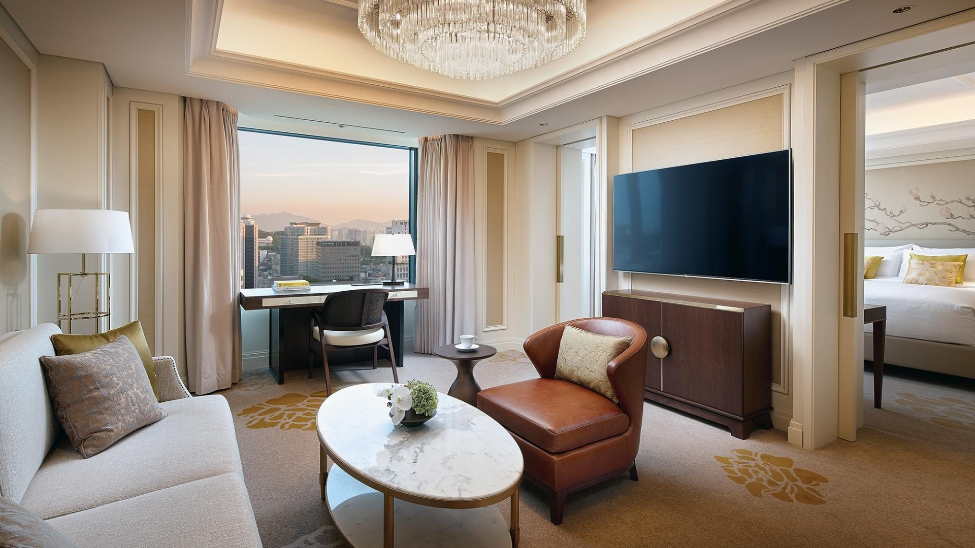 Executive Tower Deluxe Suite Double