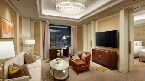 Executive Tower Premier Suite Twin