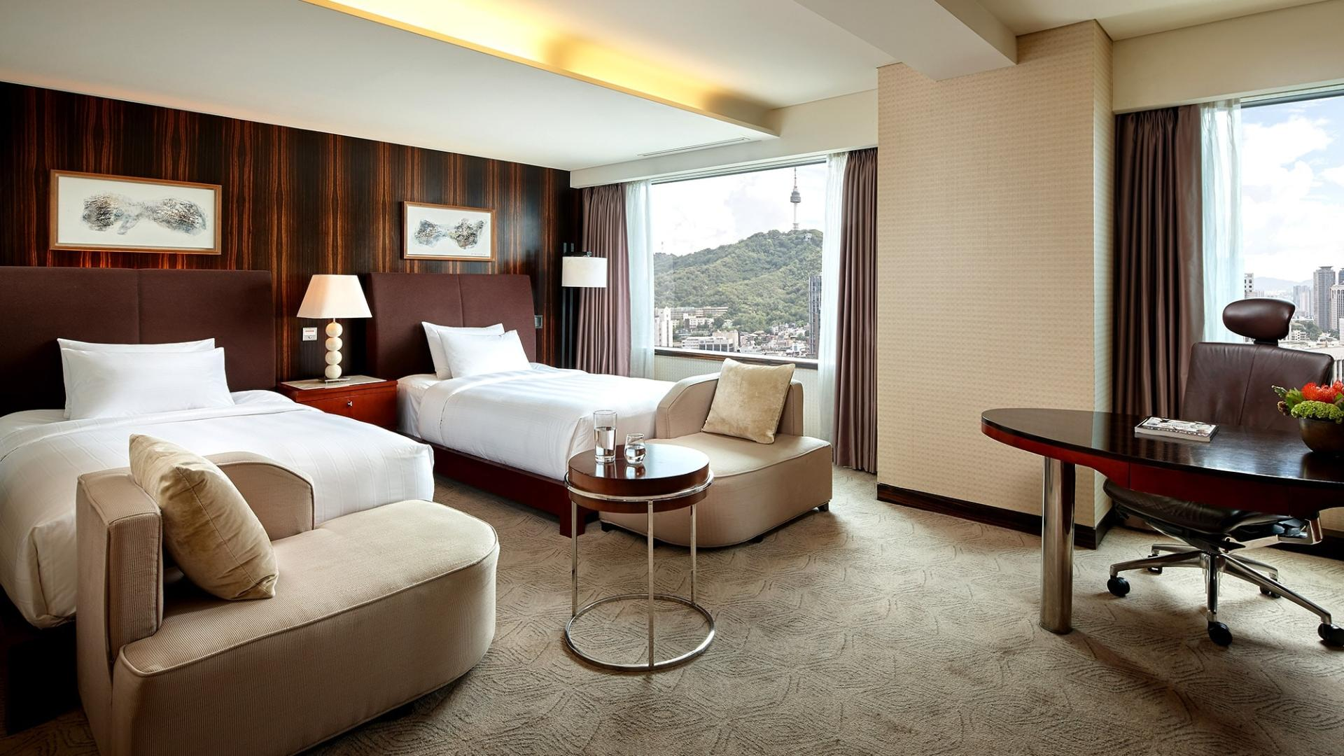 Lotte Hotel Seoul-Rooms-Main Tower-Club Floor-Deluxe Room