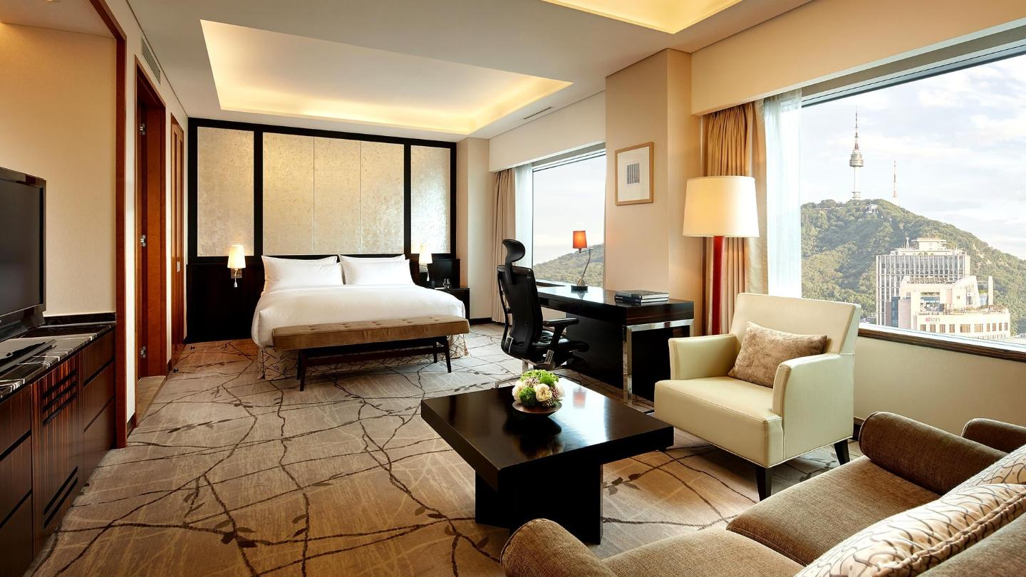 Lotte Hotel Seoul-Rooms-Main Tower-Suite-Junior Suite Room