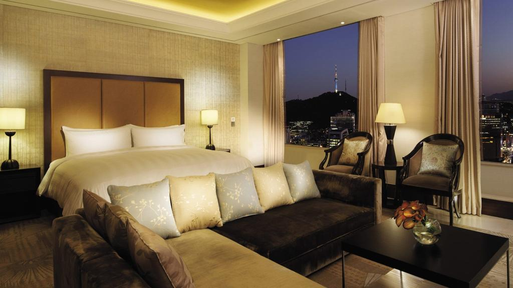 Lotte Hotel Seoul-Rooms-Main Tower-Suite-Royal Suite Room