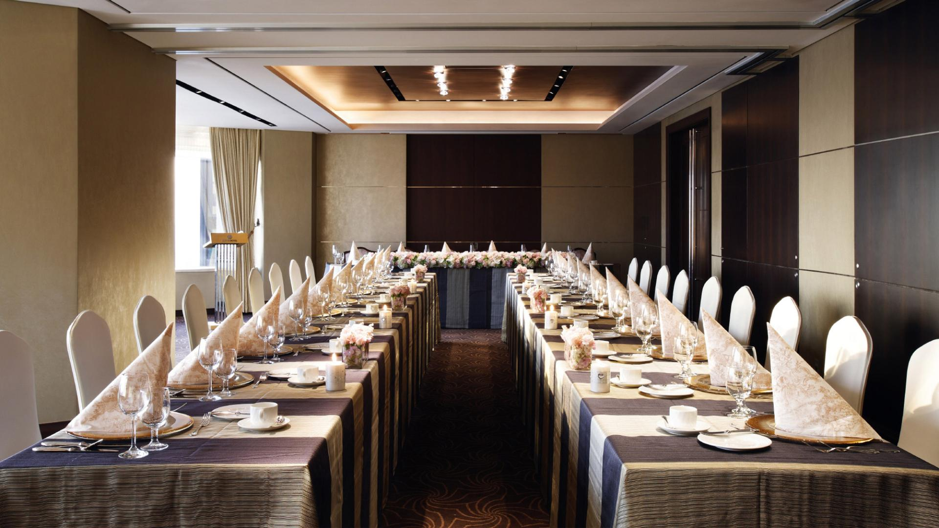 Lotte Hotel Seoul-Wedding&Conference-Conference-Berkeley Suite