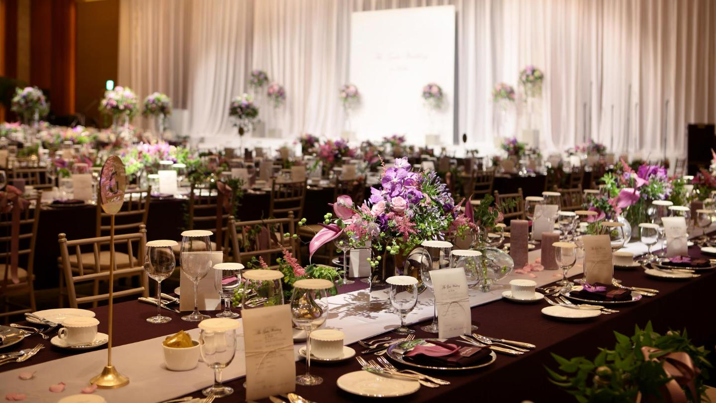 Lotte Hotel Seoul-Wedding&Conference-Conference-Crystal Ballroom