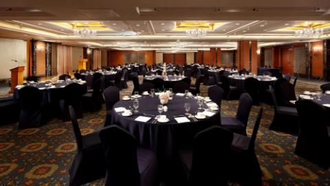 Lotte Hotel Seoul-Wedding&Conference-Conference-Sapphire Ballroom