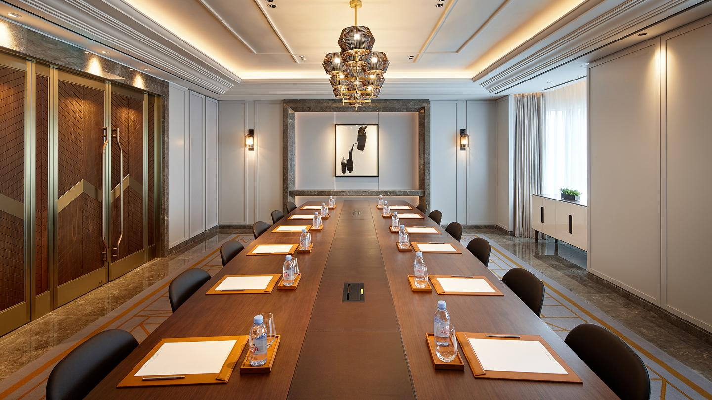 executive tower meeting room