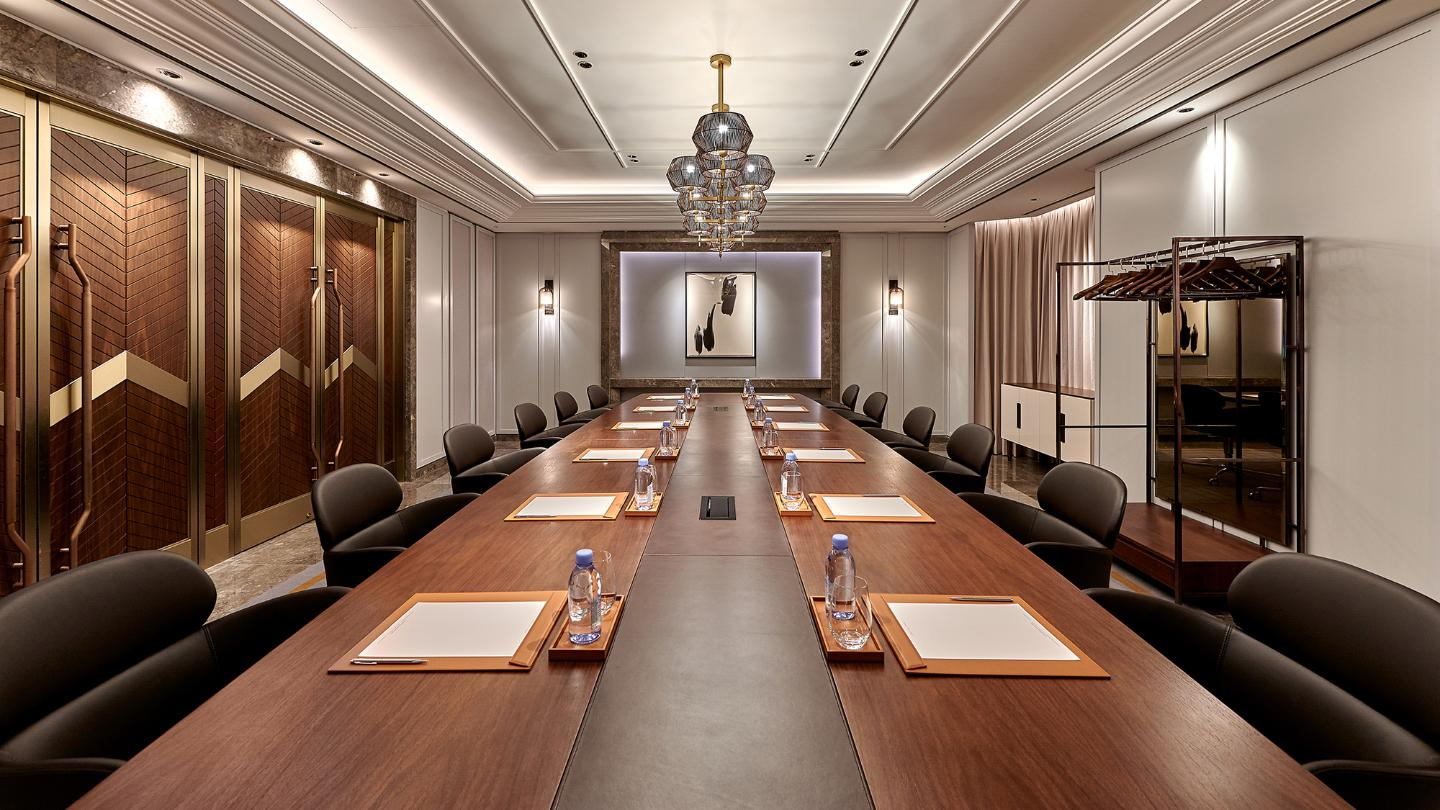 Executive Tower, Conference Room