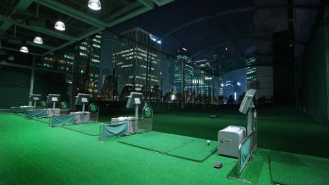 Lotte Hotel Seoul-Facilities-Spa&Fitness-Golf Driving Range