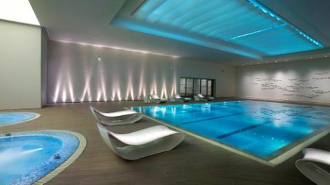 Lotte Hotel Seoul Facilities Spa Fitness Swimming Pool