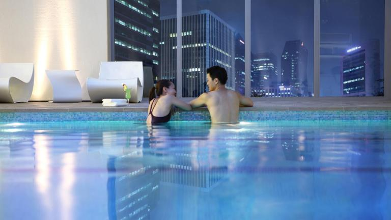 Lotte Hotel Seoul-Facilities-Spa&Fitness-Swimming Pool
