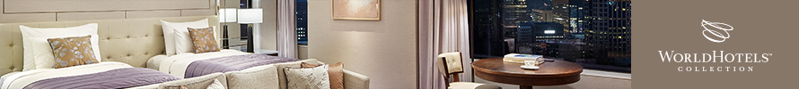 World Hotels banner