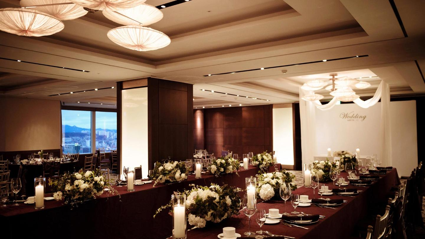 Lotte Hotel Seoul-Wedding&Conference-Wedding-Belle-Vue Suite