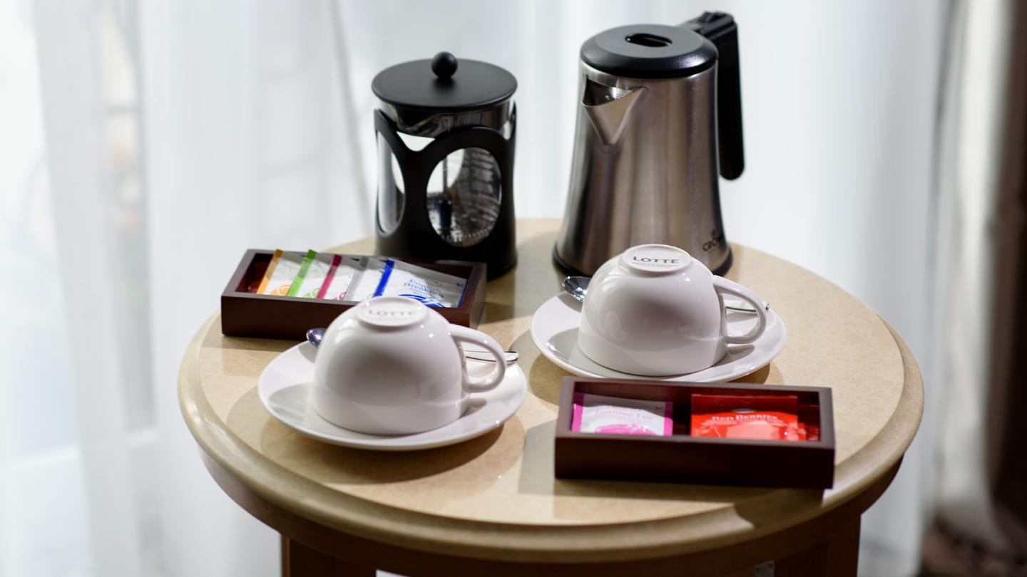 Lotte Hotel St. Petersburg, amenities