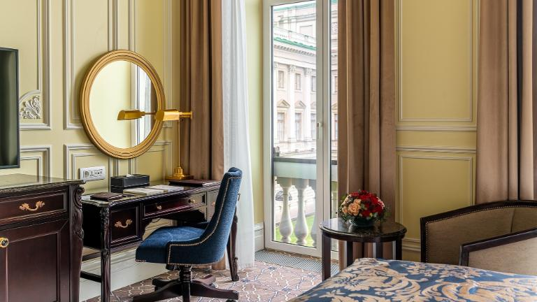 Lotte Hotel St. Petersburg - Rooms - Standard - Premier Room