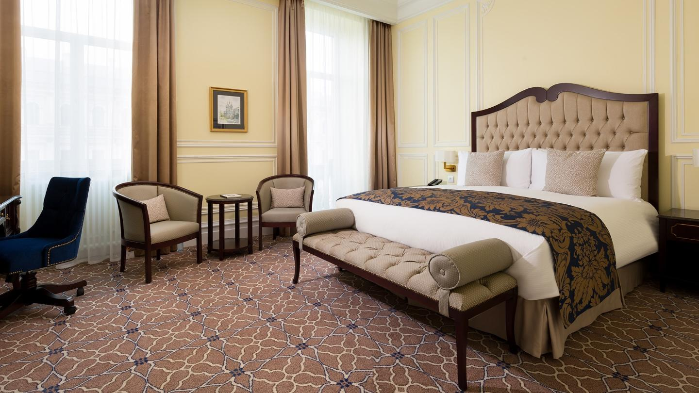 Lotte Hotel Saint Petersburg Premier Room
