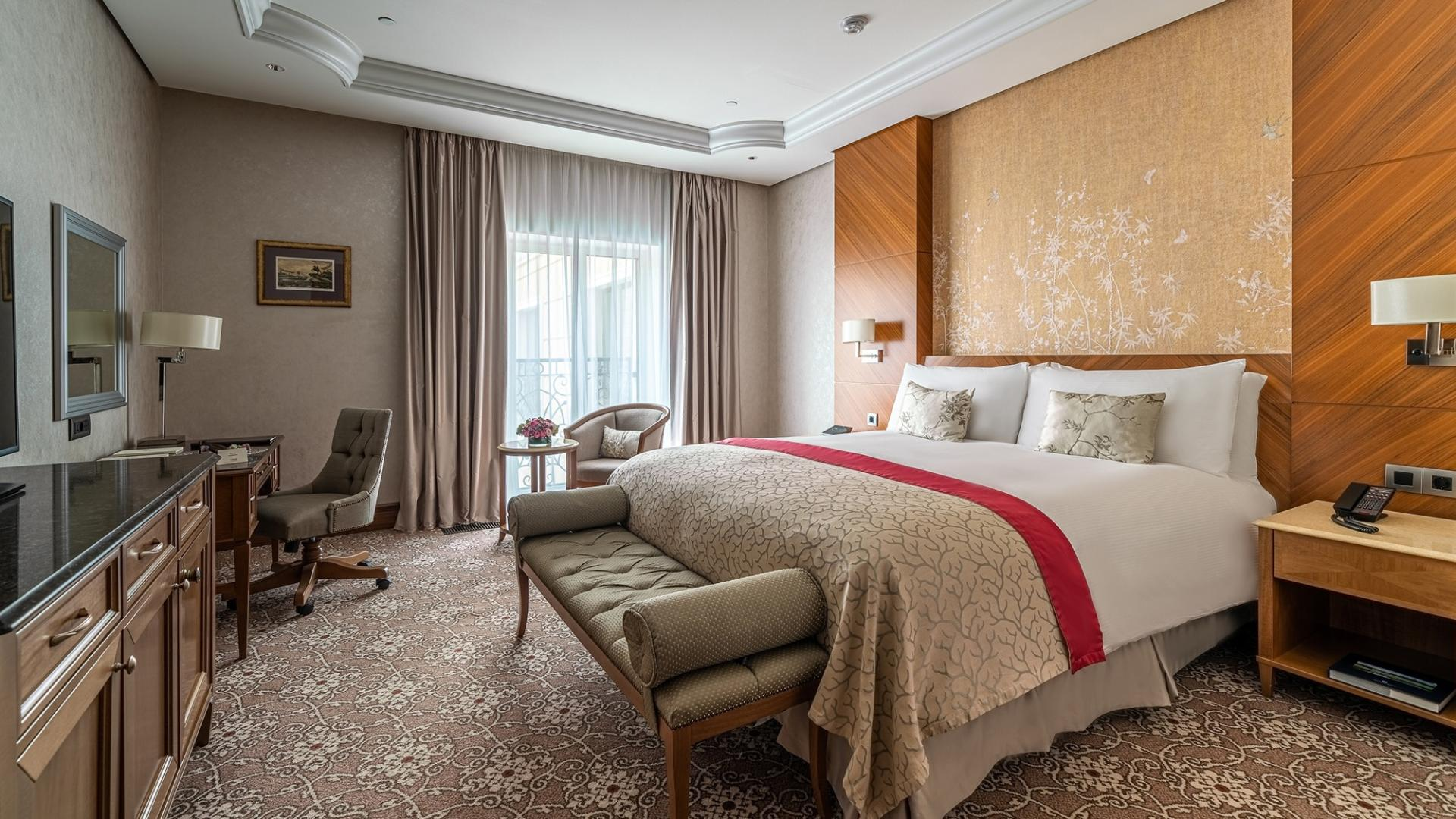 Lotte Hotel St. Petersburg - Rooms - Standard - Superior Room